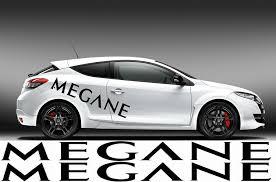 new renault megane new renault megane sides graphics clio megane laguna scenic decals
