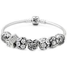 love charm bracelet images Pandora a mother 39 s love charm bracelet