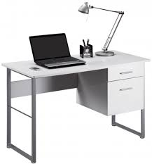 Modern Desk Uk Buy Alphason Cabrini White Modern Desk Aw22226 Wh Cfs Uk