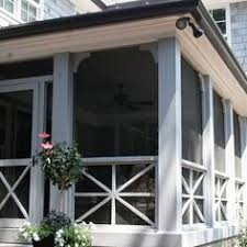 love these double screen doors for sun porch area sandy point