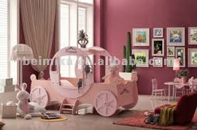 Car Beds For Girls by Child Furniture Gilrs Car Bed Royal Princess Carriage Car Bed For