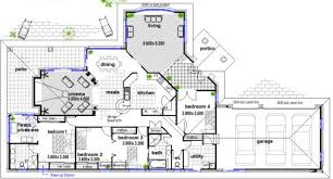 open plan house plans wonderful open plan house plans australia photos best inspiration