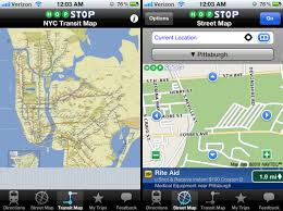 Hopstop Nyc Subway Map by Hopstop Get Around Town On Public Transit Iphone Appstorm