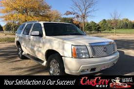 cadillac 2004 escalade used 2004 cadillac escalade 4dr awd clive ia near johnston ia