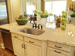 Cabinet And Countertop Combinations Kitchen Remodel Ideas Island And Cabinet Renovation