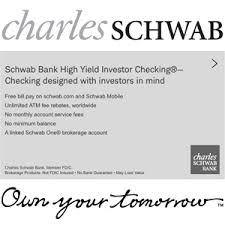 how to set up a charles schwab bank account and avoid atm fees