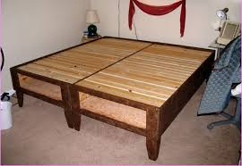 Diy Platform Bed The Awesome Of Diy Platform Bed With Storage Project U2014 Tedx Designs