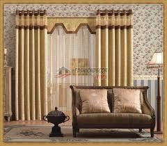 classic and luxury living room curtain designs and decorations 2017