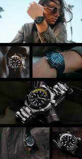 rebel aquafin a watch with a mission by rebel time company