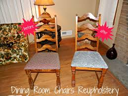 Reupholster Dining Room Chair Beautiful Dining Room Chair Upholstery Fabric Images Home Design
