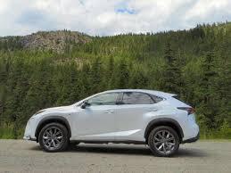 lexus crossovers 2015 lexus nx luxury crossover drive and review autobytel com