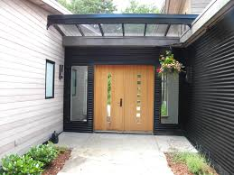 Glass Awnings For Doors Trinity Steel Canopies Residential Door Canopy Toughened Laminated