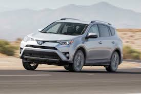 toyota suv cars toyota rav4 2017 motor trend suv of the year contender