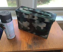 how to paint camouflage 6 steps with pictures