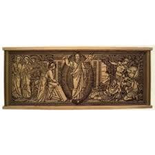 custom wood reliefs artwork