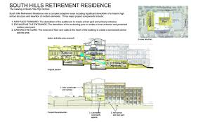 south hills retirement residence rothschild doyno collaborative