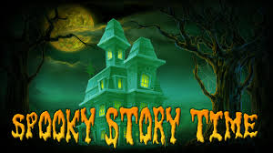 spooky story time readings famous monsters halloween convention