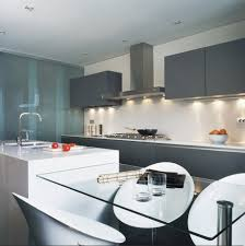 stained wood kitchen cabinets modern kitchens white l shaped white wooden kitchen cabinets green