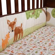 lambs u0026 ivy woodland tales crib bedding