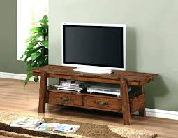 console table under tv what to put under wall mounted tv shallow wall mounted component