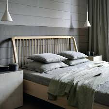 Domayne Bed Frames Spindle Bed Frame Domayne Wood Black Utagriculture