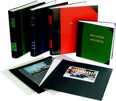 archival photo albums leather bound photo albums spd singapore