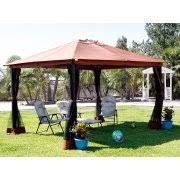 Patio Gazebo Canopy 10 X 12 Outdoor Backyard Regency Patio Canopy Gazebo Tent With