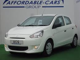 used mitsubishi mirage 1 0 for sale motors co uk