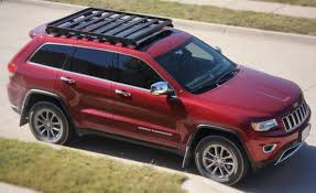jeep wj roof lights recommendations for a roof rack to place led light bar for lighting