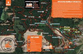 Seattle Marathon Map by Obstacle Course Archives Obstacle Racing Media