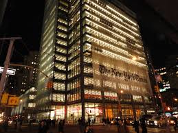 the new york times building wikipedia