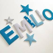 buchstaben für kinderzimmer happy weekend norabellahome buchstaben stoffbuchstaben