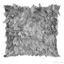 2017 fallen leaves feather couch cover home throw pillow