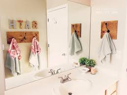 Bathroom Towel Holder Diy Towel Rack My Fabuless Life