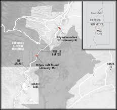 Colorado New Mexico Map by Colorado Treasure Hunter Found Dead In New Mexico Business Insider