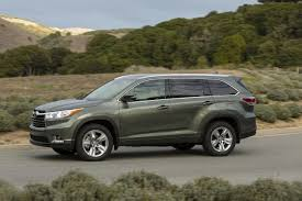 mileage toyota highlander third row seats and gas mileage electric cars defined