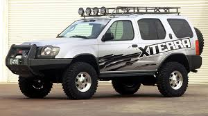 lifted 2003 nissan frontier a nissan xterra is the most underrated cheap 4x4 right now