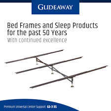 Sleep Train Bed Frame by Amazon Com Glideaway X Support Bed Frame Support System Gs 3 Xs