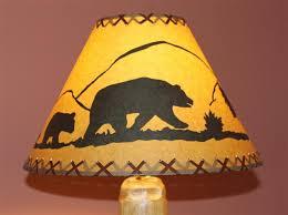 black bear lamp shades better lamps