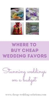 discount wedding favors 82 best cheap wedding favors images on inexpensive