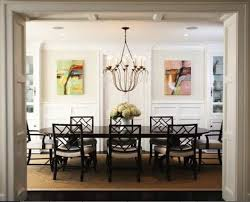 Plain Simple Dining Room Chandeliers Chandelier And Hanging - Chandelier dining room