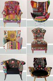 Printed Fabric Armchairs With A Quest For Sustainability Bokja Designs Based In Beirut