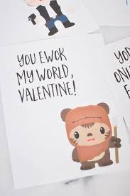 wars valentines day cards wars valentines day cards part 2 free printable soloing