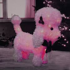 Lighted Dog Outdoor Christmas Decoration by Outdoor Christmas Decorations Christmas Decorations 20