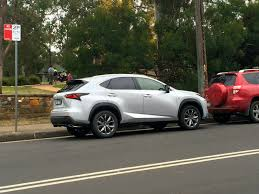 lexus nx200t vs bmw x4 2015 lexus nx200t spotted in the blue mountains months ahead of