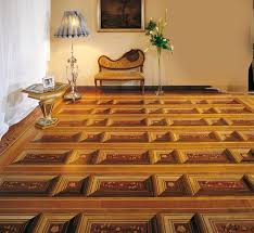 inlaid parquet wood flooring meze