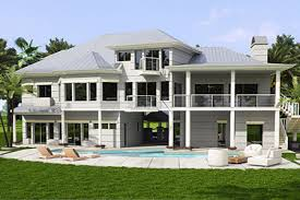 coastal plans coastal house plans architectural styles from elegant house plans