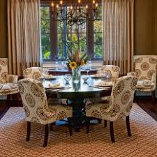 Printed Dining Chairs Photos Hgtv