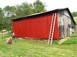 Black Barns August 2014 Life On The Goat Farm