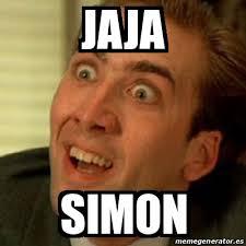 Simon Meme - meme no me digas jaja simon 28280079